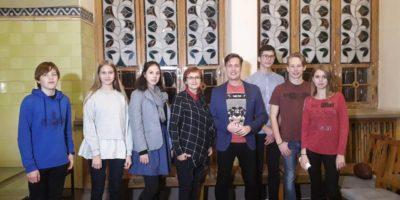 Зустріч з письменником Максом Кідруком