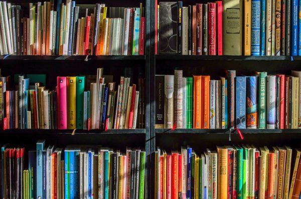 Таємниці життя книжкової шафи
