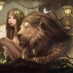Якщо до мене темної ночі прийде лев