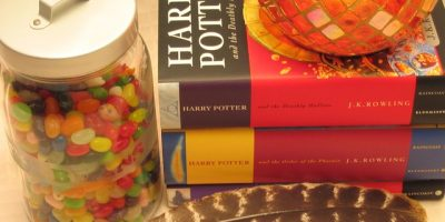 Гаррі Поттер книги