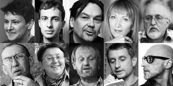 Презентація сучасного українського письменника (відео)